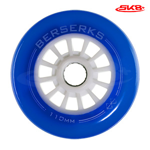 Light Wheels Blue 110mm (4pcs)