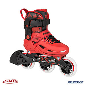 Powerslide Phuzion Universe Red