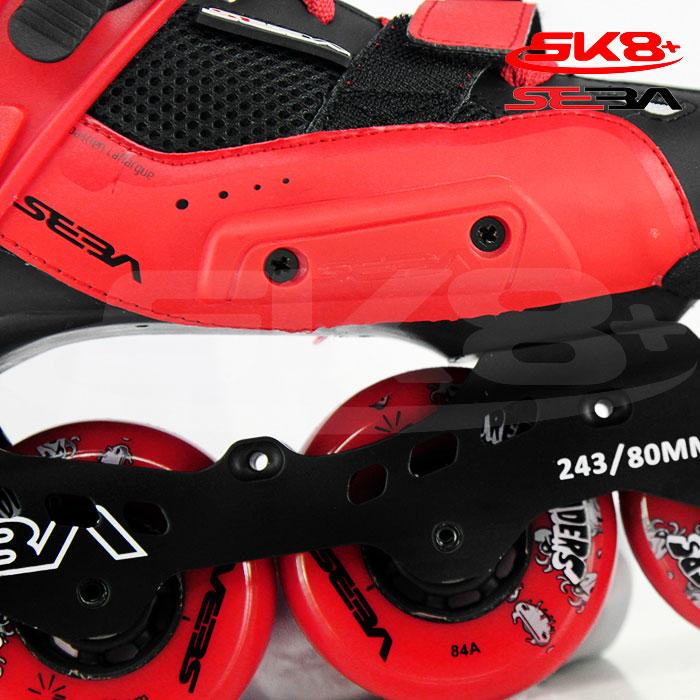 product skate seba high light red