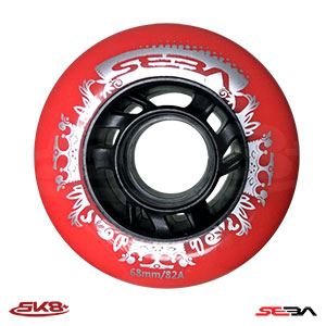 Seba Street King Red/Black