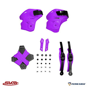 Flying Eagle Custom Kit Purple