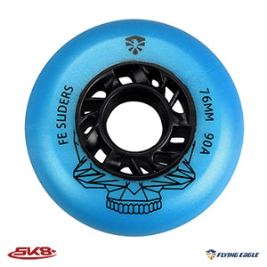 FE Sliders Wheel Blue