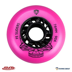 FE Sliders Wheel Pink