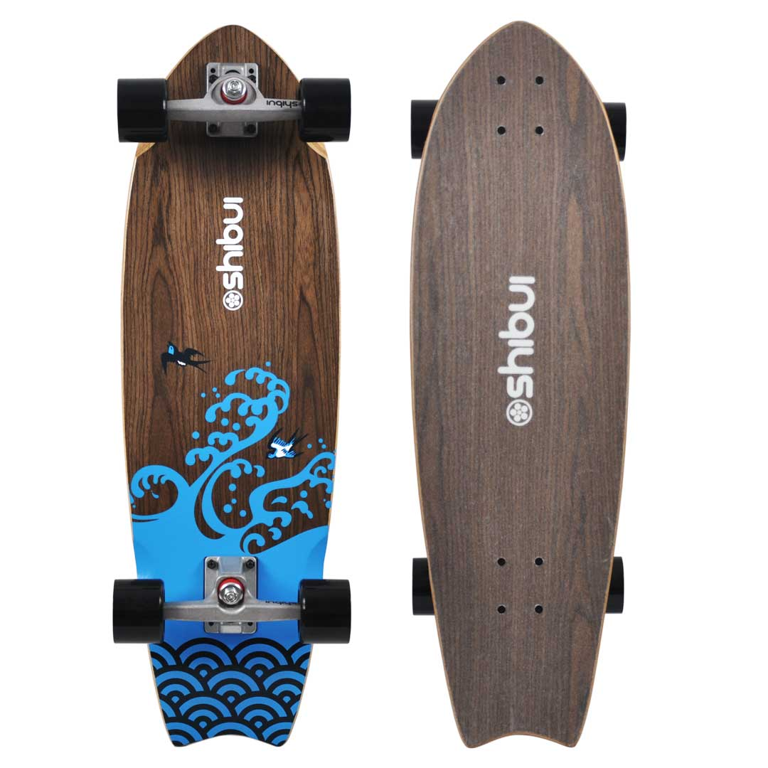 Shibui Swallow 31″ Surfskate Complete