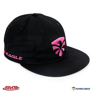 Flying Eagle Snapback Pink