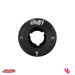 Gawds Pro Wheels Antirocker 45mm