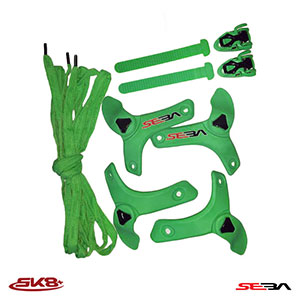 Seba Trix Custom Kit Green