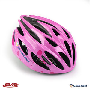 Flying Eagle Rapido Helmet สีชมพู