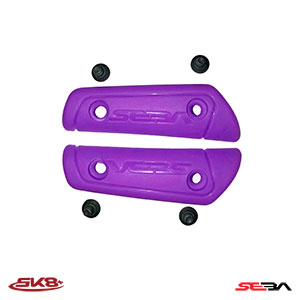ABRASIVE PAD SEBA HIGH PURPLE