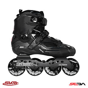 Seba High Deluxe Black