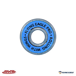 Flying Eagle Pro Bearings Blue(16pcs)