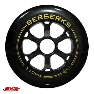 Berserks Black wheel (8pcs)