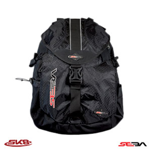 Seba Backpack S Black