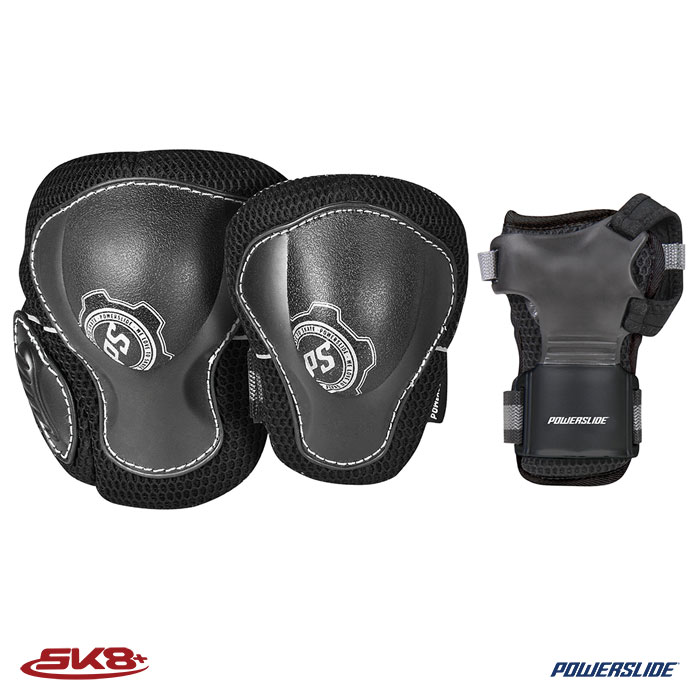 Powerslide pro air series protective set