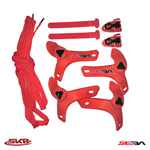 Seba Trix Custom Kit Red