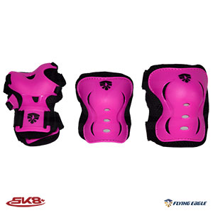 Flying Eagle Protective Gear Pink