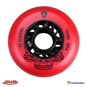 FE Sliders Wheel Red