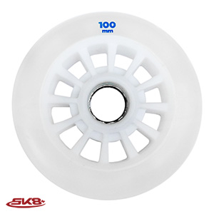 Light wheels 100mm (4pcs)