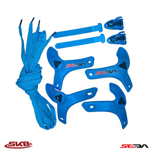 Seba Trix Custom Kit Blue