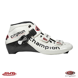 Cityrun Champion White (Boot Only)