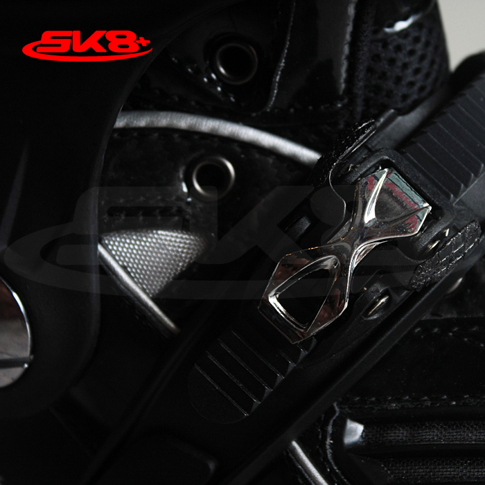 double strap spider micrometric buckle