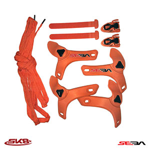 Seba Trix Custom Kit Orange