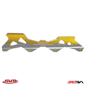 Seba 4D Frames Gold (Rockered)