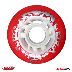 Seba Street King Red/White