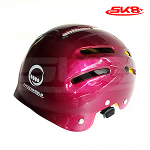 Sport Helmet (Red)