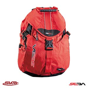 Seba Backpack S Red