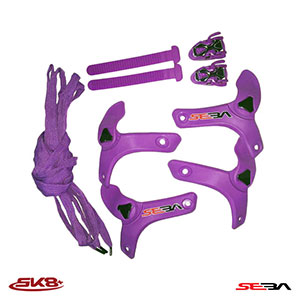 Seba Trix Custom Kit Purple