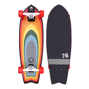 Z-Flex Surf-a-gogo Surfskate Fish