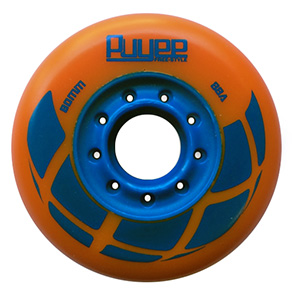 Puyee wheels Orange (4 wheels)