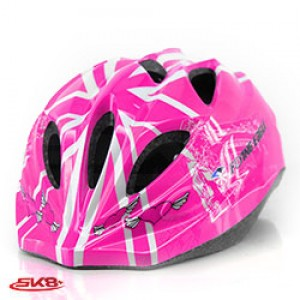 Flying Eagle Helmet Pink