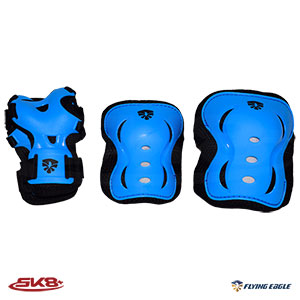 Flying Eagle Protective Gear Blue