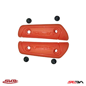 ABRASIVE PAD SEBA HIGH ORANGE
