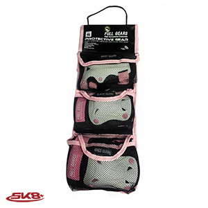 Full Gears Protective Set (Pink)