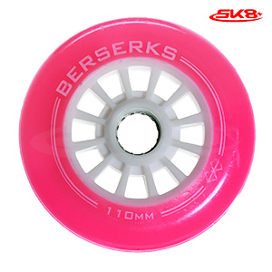 Light Wheels Pink 110mm (4pcs)