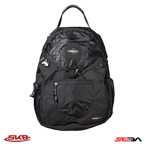 Seba Backpack L Black