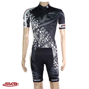 SK8+ Racing Suit Black