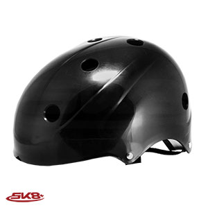 Adult sport helmet Black